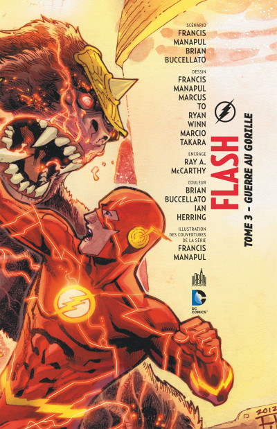Page 3 Flash tome 3
