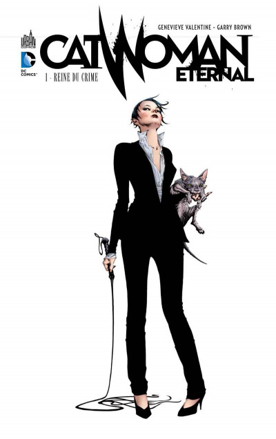 Couverture Catwoman eternal tome 1
