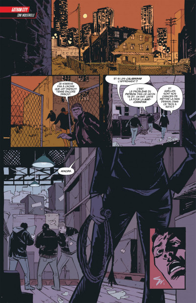 Page 5 Catwoman eternal tome 1