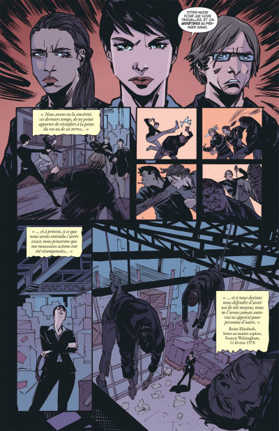Page 6 Catwoman eternal tome 1