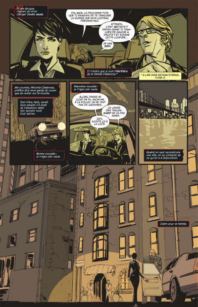 Page 7 Catwoman eternal tome 1