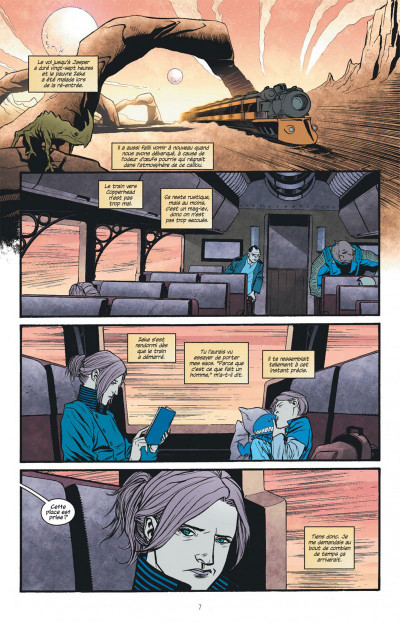 Page 7 Copperhead tome 1