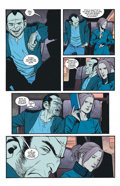 Page 8 Copperhead tome 1