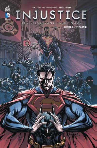 Couverture Injustice tome 3