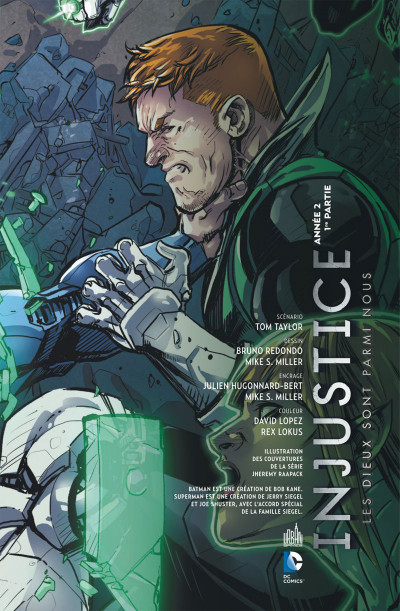Page 3 Injustice tome 3