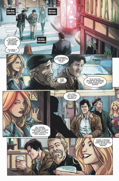Page 7 Injustice tome 3