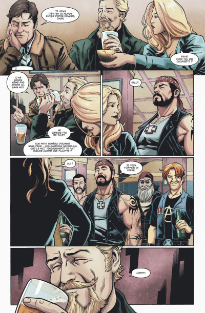 Page 8 Injustice tome 3
