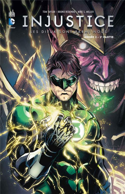 Couverture Injustice tome 4