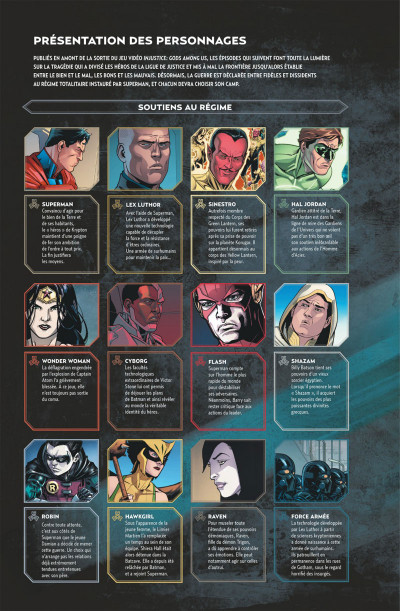 Page 4 Injustice tome 4