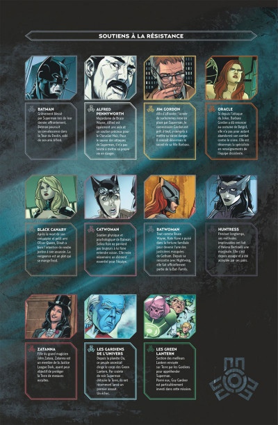 Page 5 Injustice tome 4
