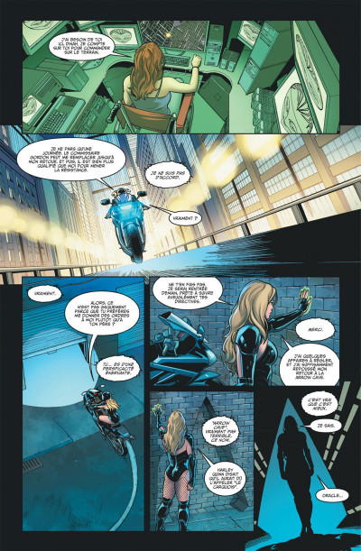 Page 7 Injustice tome 4