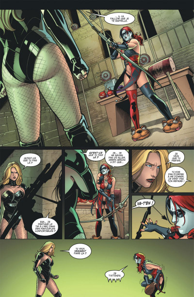 Page 8 Injustice tome 4