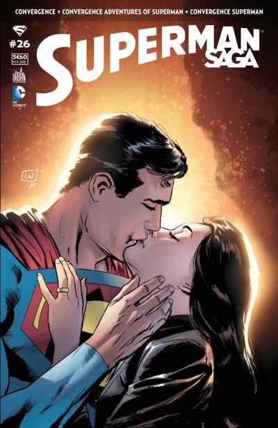 Couverture Superman saga tome 26