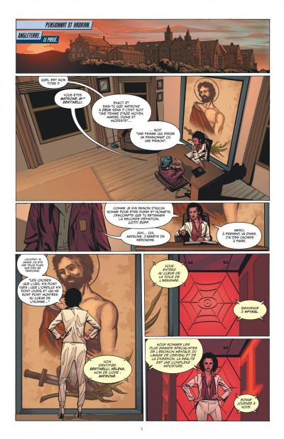 Page 5 Grayson tome 1
