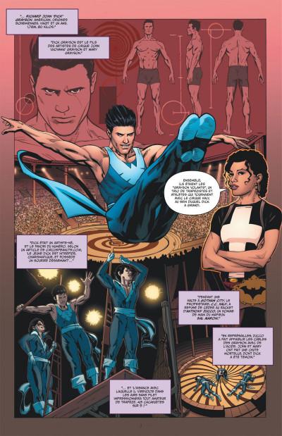 Page 7 Grayson tome 1