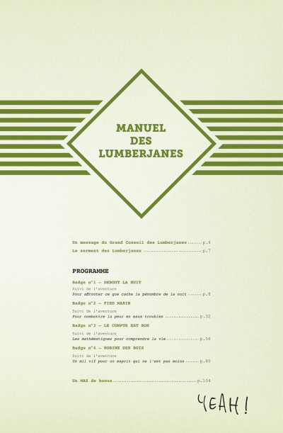 Page 5 Lumberjanes tome 1