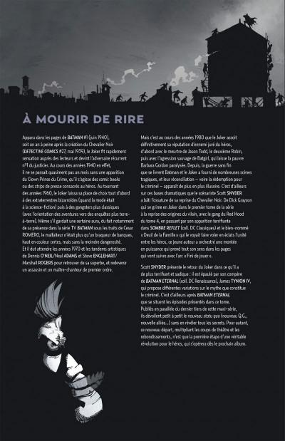 Page 4 Batman tome 7