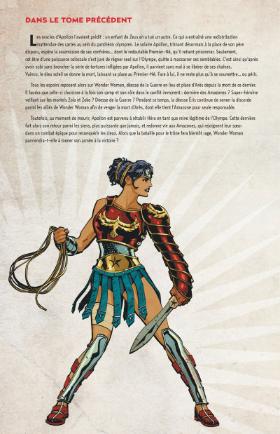 Page 4 Wonder Woman tome 6