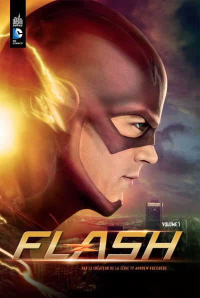 Couverture Flash, la série TV tome 1