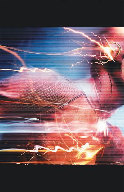 Page 2 Flash, la série TV tome 1