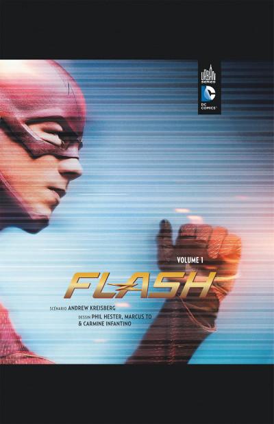 Page 3 Flash, la série TV tome 1