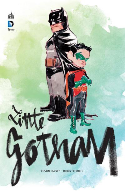 Couverture Little Gotham