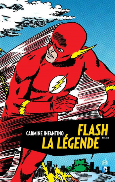 Couverture Flash la légende tome 1