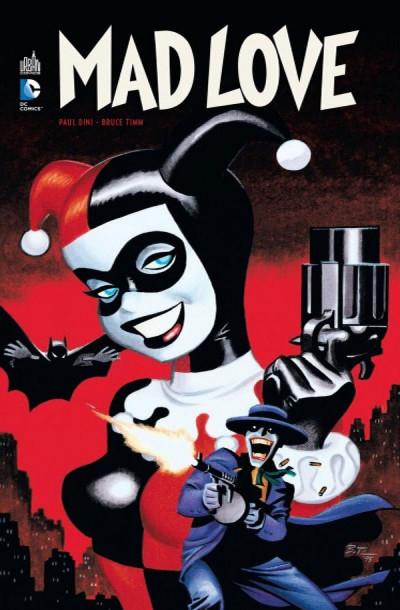 Couverture Batman Mad Love