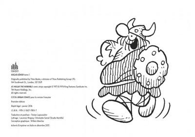 Page 2 Hägar Dünor tome 1