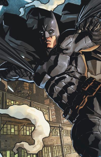 Page 2 Batman Eternal tome 4