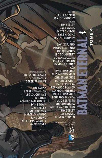 Page 3 Batman Eternal tome 4