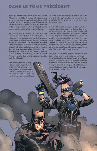 Page 4 Batman Eternal tome 4