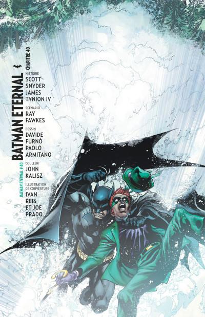 Page 6 Batman Eternal tome 4