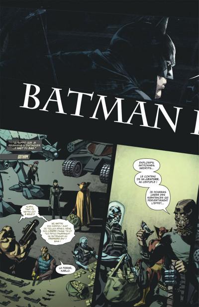 Page 8 Batman Eternal tome 4
