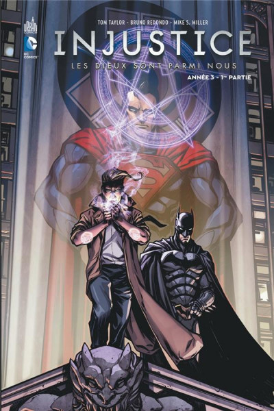 Couverture Injustice tome 5