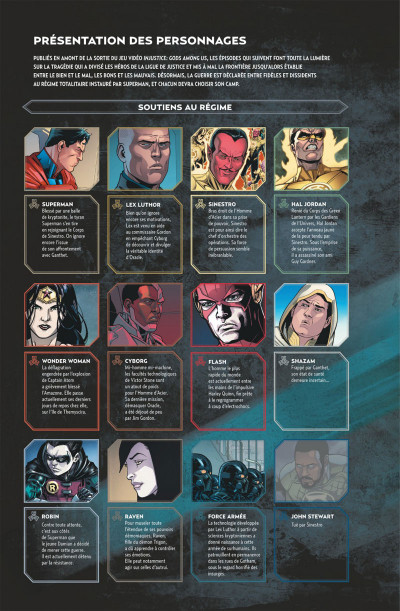 Page 4 Injustice tome 5