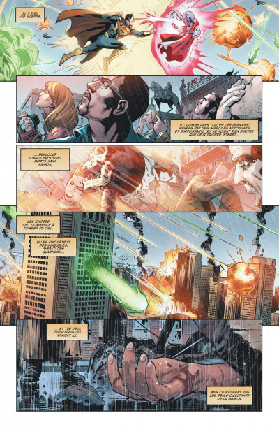 Page 8 Injustice tome 5