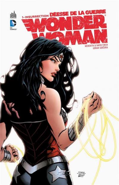 Couverture Wonder Woman, déesse de la guerre tome 1