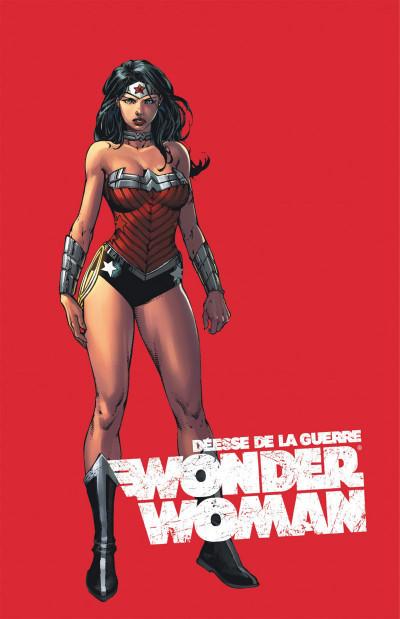 Page 1 Wonder Woman, déesse de la guerre tome 1