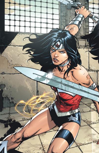Page 2 Wonder Woman, déesse de la guerre tome 1