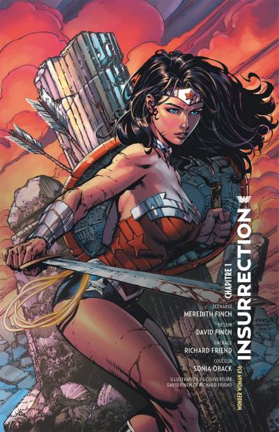 Page 6 Wonder Woman, déesse de la guerre tome 1