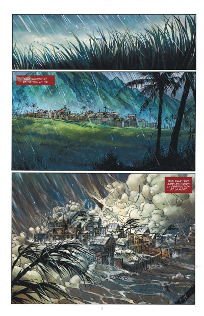 Page 7 Wonder Woman, déesse de la guerre tome 1