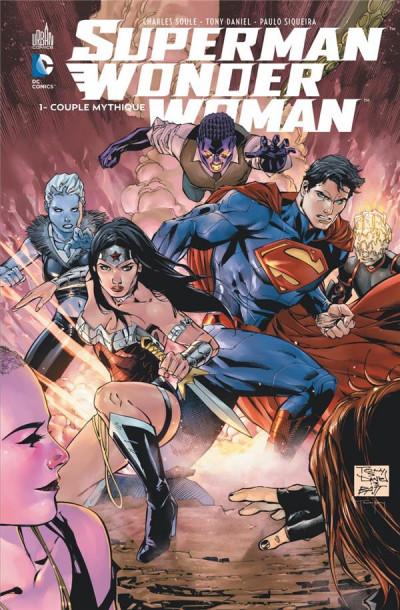 Couverture Superman & Wonder Woman tome 1