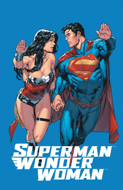 Page 1 Superman & Wonder Woman tome 1