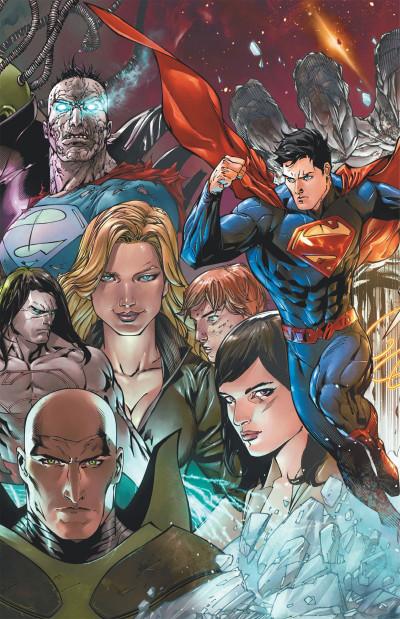 Page 2 Superman & Wonder Woman tome 1