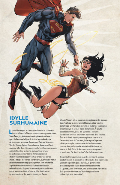 Page 4 Superman & Wonder Woman tome 1