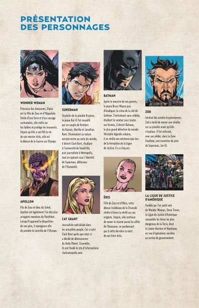 Page 5 Superman & Wonder Woman tome 1