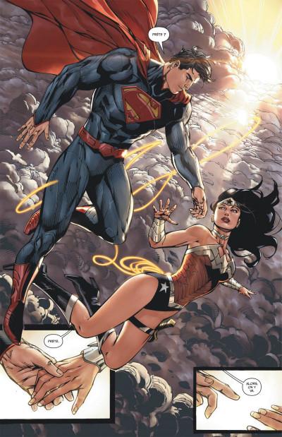 Page 7 Superman & Wonder Woman tome 1