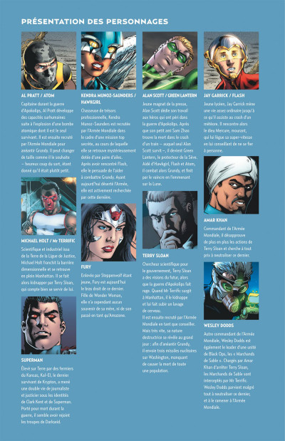 Page 5 Earth 2 tome 3