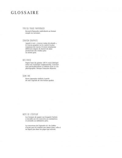 Page 4 Les couvertures de James Jean